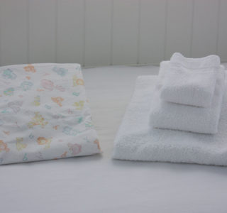 Crib-Bed-Sheet-Package | Cape Cod Linen Rentals | The Furies